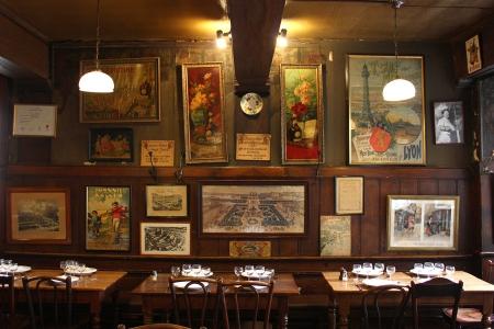 Café Comptoir Abel | Les Bouchons Lyonnais on